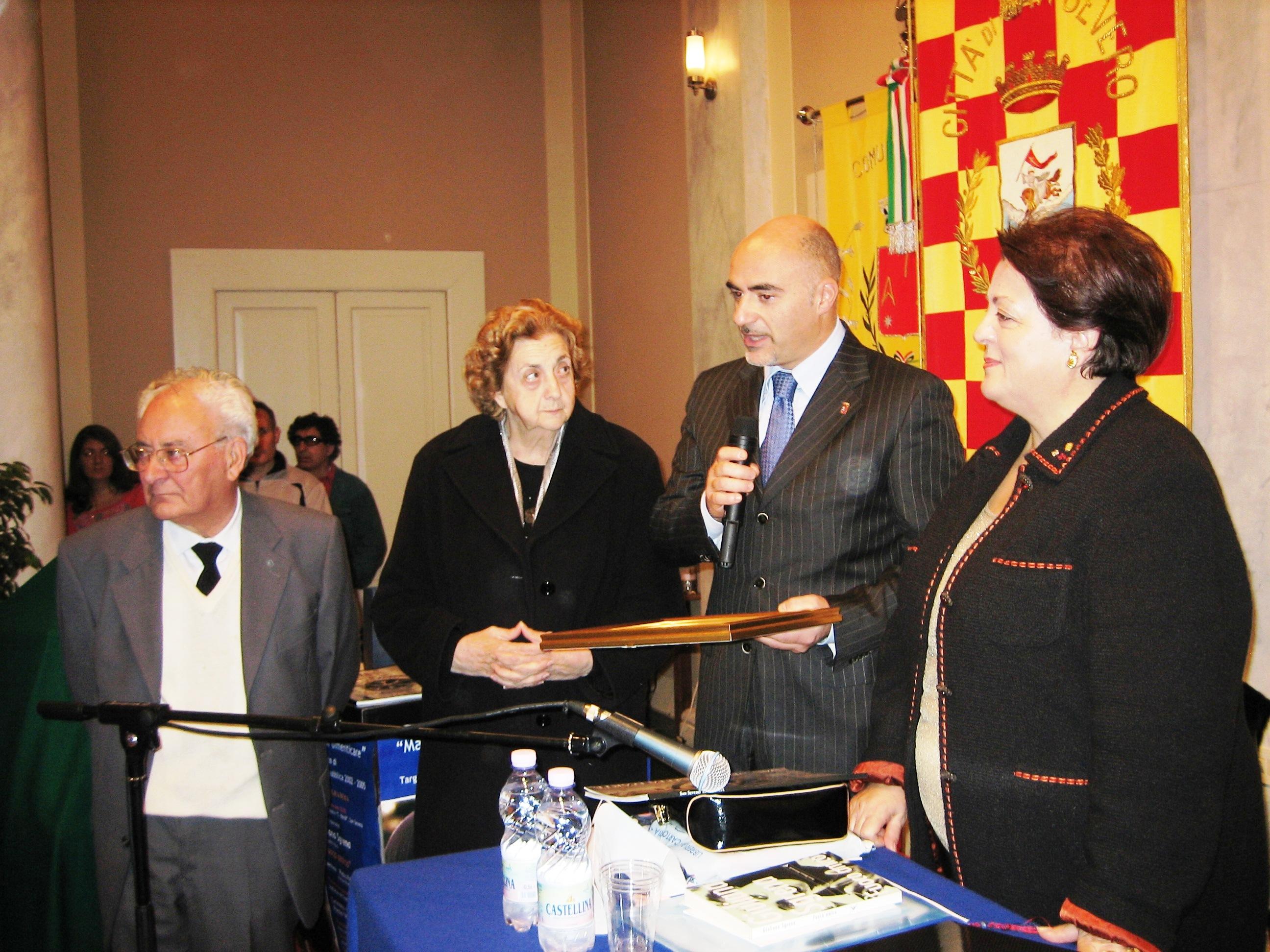 2006  Giuseppe ed Agata Cutuli