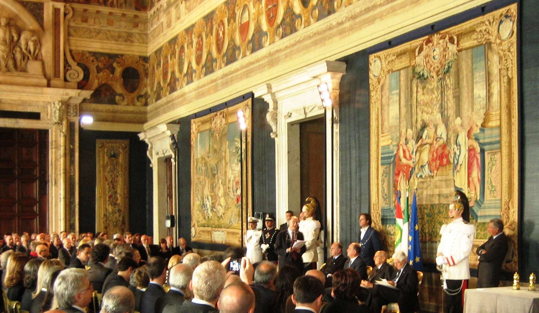2009  Roma ,Quirinale
