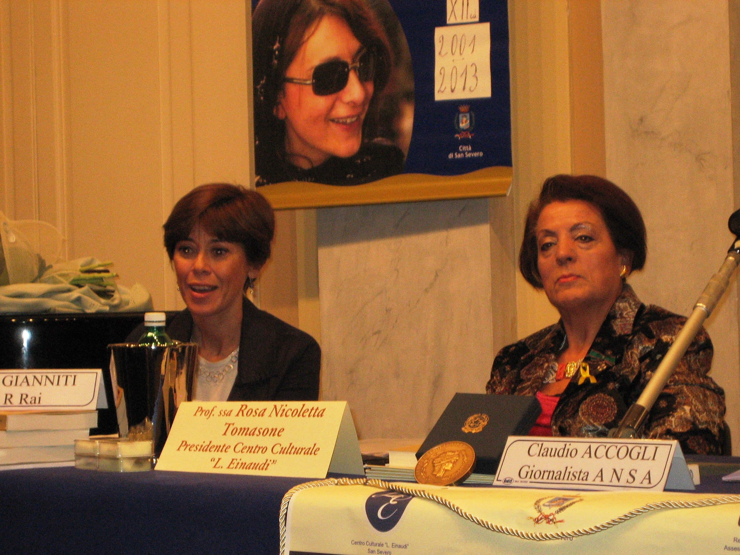 2014 Maria Giannitti