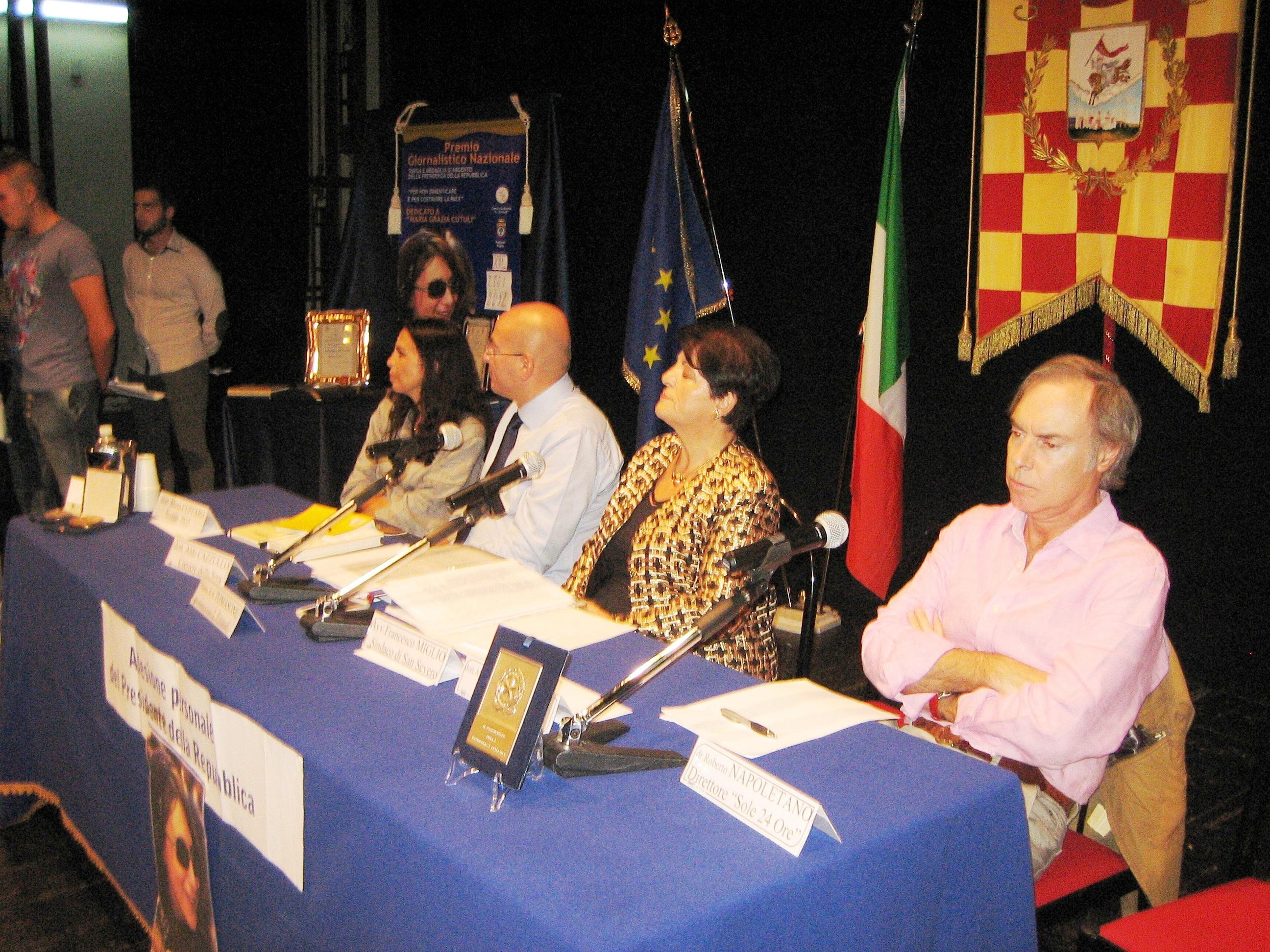 2015 Cassieri, A. Cazzullo,