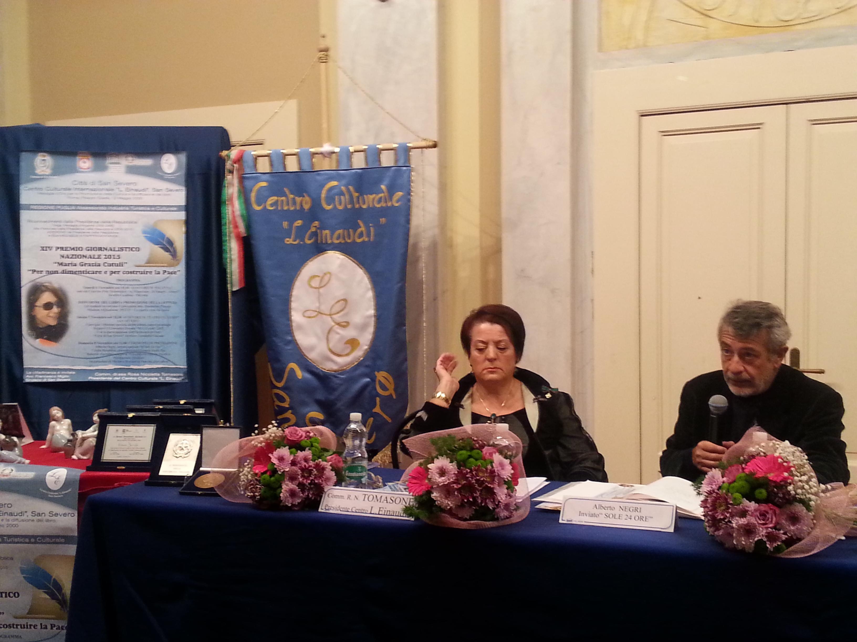 2016 Alberto Negri, tomasone