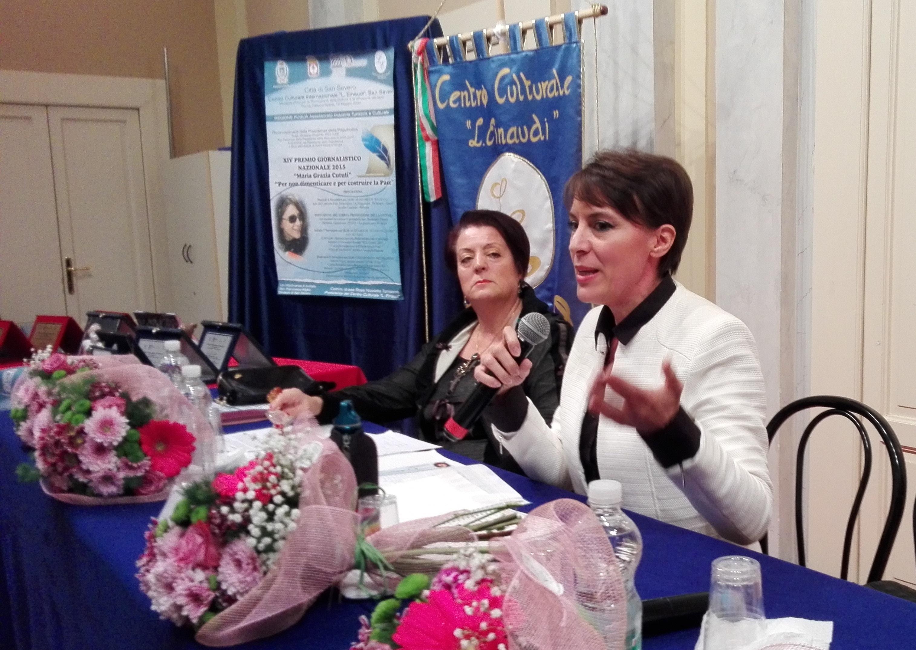 2016 Cecilia Rinaldini