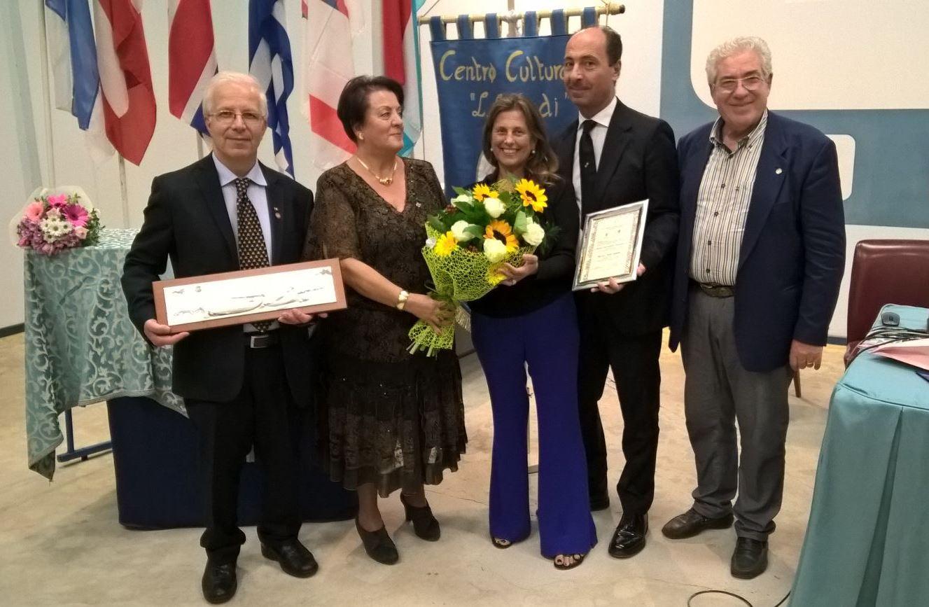 2016  da sin. Vasciarelli, Mucciante, Colucci, Tomasone,Haidar