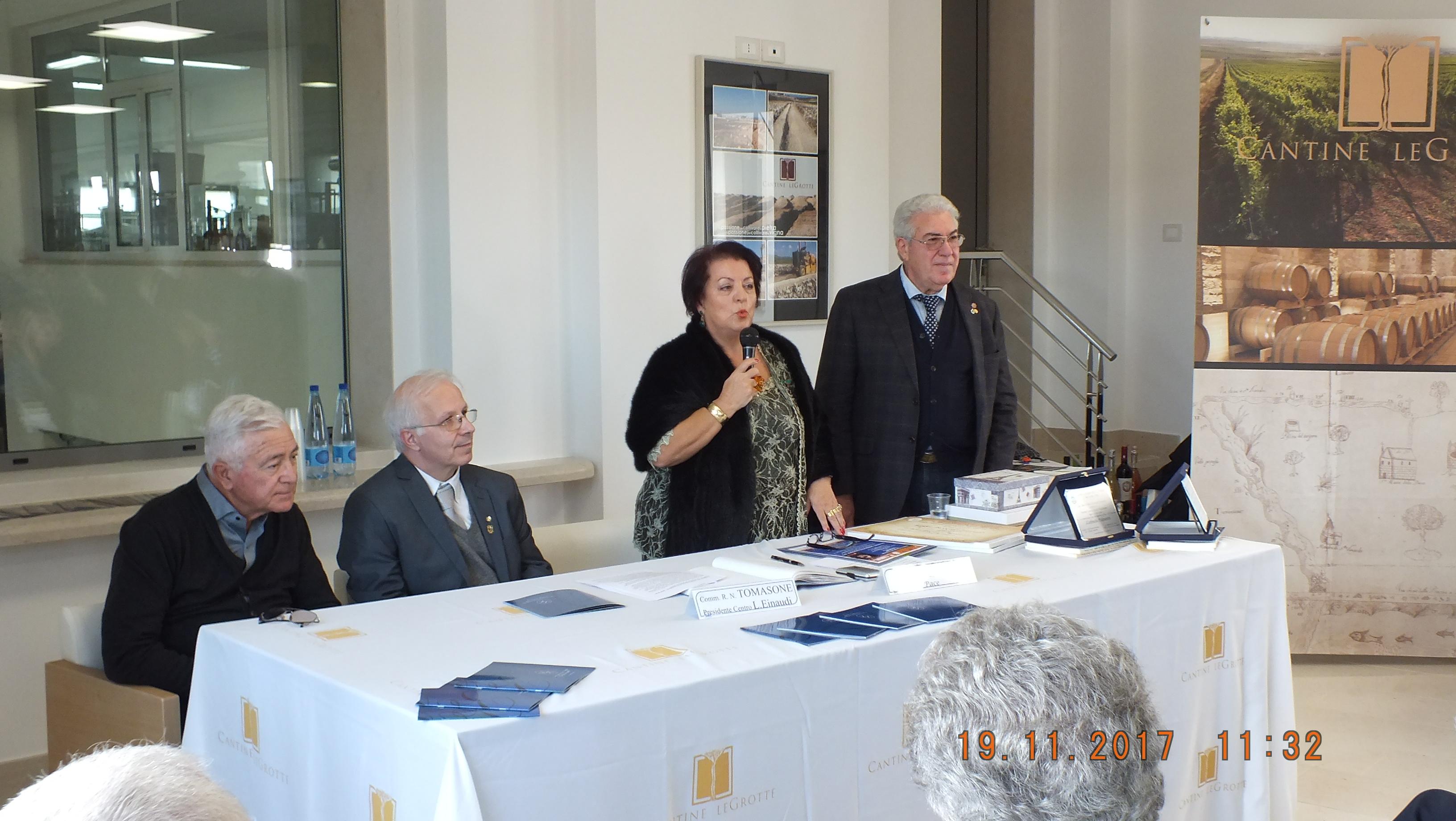 2017 da sin. D. Vasciarelli