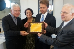 2017 riceve il premio F.Giorgino