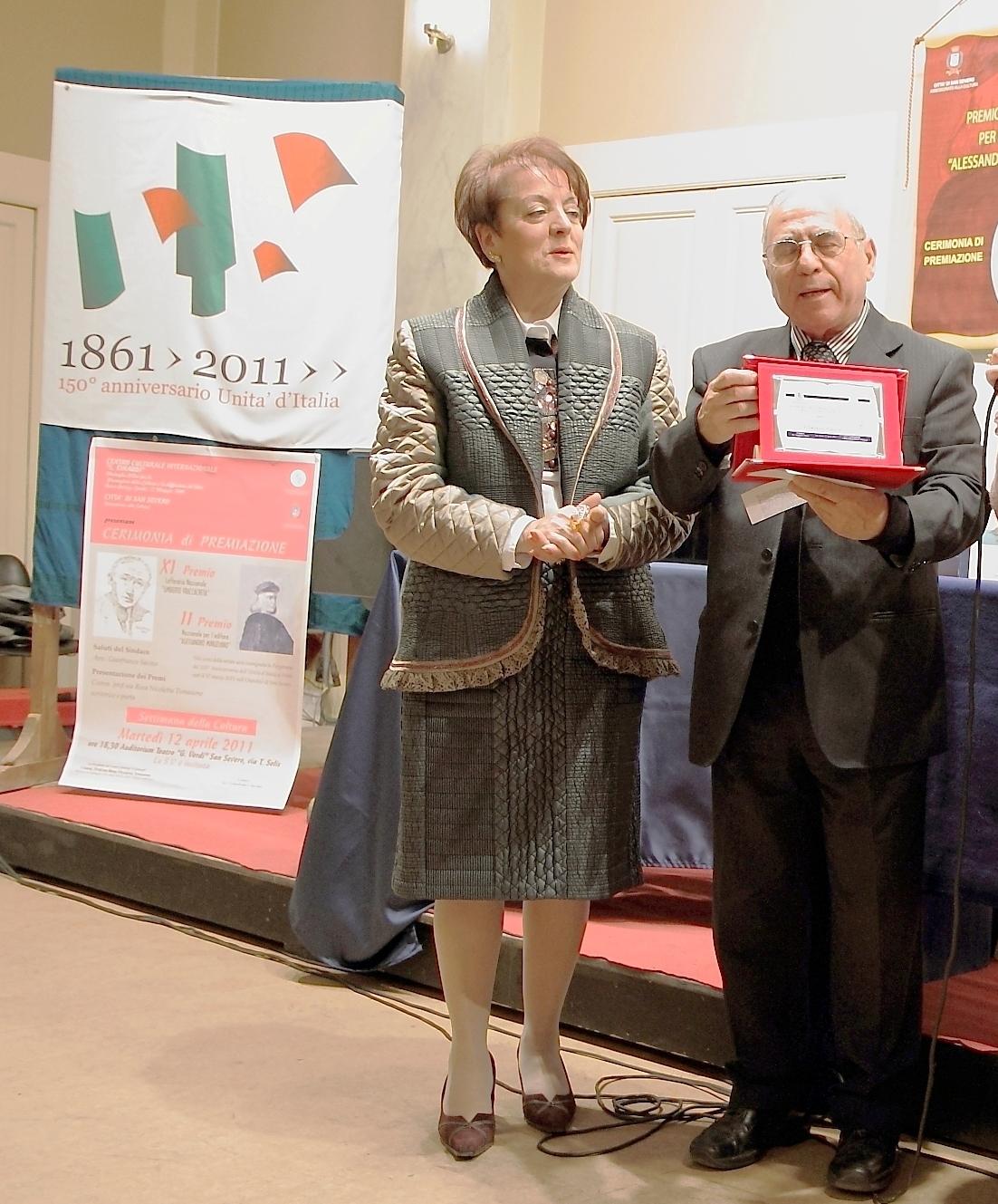 2011 prof. Domenico Guerra