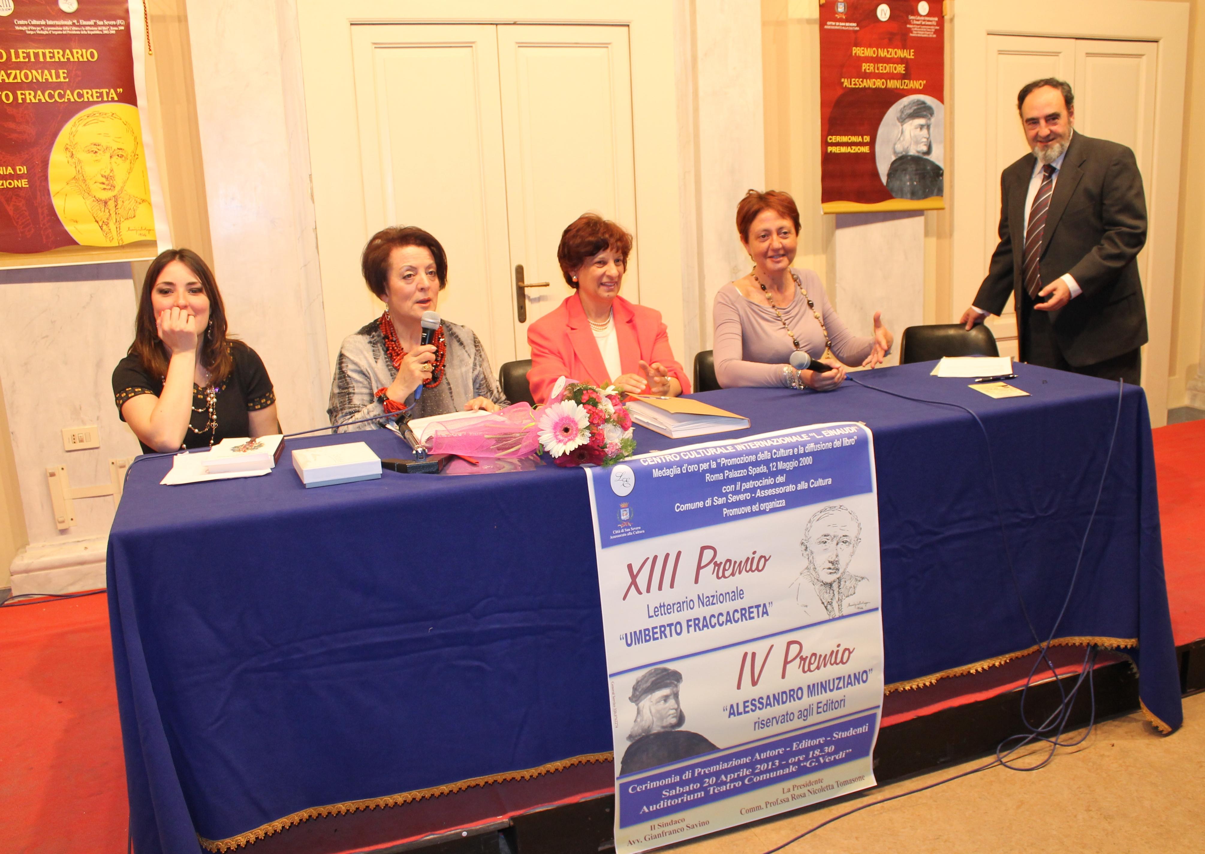 2011  tavolo presidenza