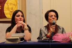 2016 presidente Rosa Tomasone  e vice presidente Flora SpadoneIMG_3154