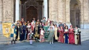 3 luglio: Il Corteo a Cava dei Tirreni (SA)