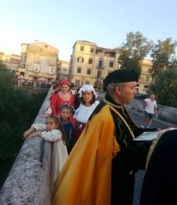 26 luglio: Il Corteo a Capua (CS)