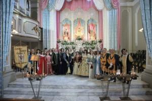 San Severo 8 Maggio: Omaggio alla Madonna in Cattedrale