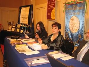 Flora Spadone, Vice Presidente CCE e Rosa N. Tomasone, Presidente