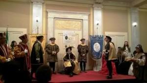 9 Maggio: Convegno e Spettacolo: Carlo V incontra Tiberio Solis, sindaco di San Severo, a Worms e Gand per annullare la vendita della città al duca di Termoli Ferrante de Capua