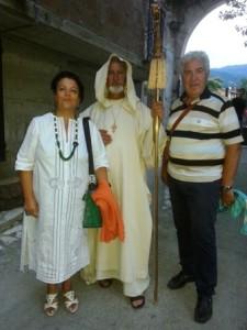 10 agosto: Delegazione a Padula (SA)