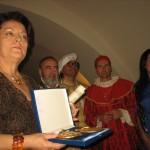 La Presidente consegna il Premio