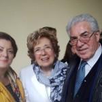 La premiata prof.ssa Sofia Corradi