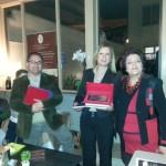 Premiati: Michele Vigilante e Maria Teresa Infante